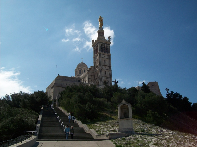 Visite Marseille, notre dame, PACA,France Nd_ple11