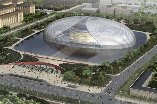 Opéra de Pékin - Chine, Asie Opera_13