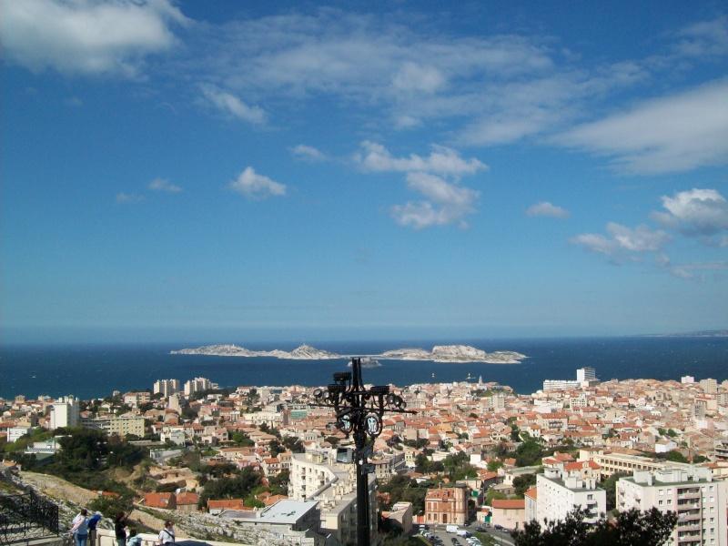 Visite Marseille, notre dame, PACA,France Pano110