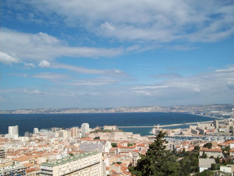 Visite Marseille, notre dame, PACA,France Pano310