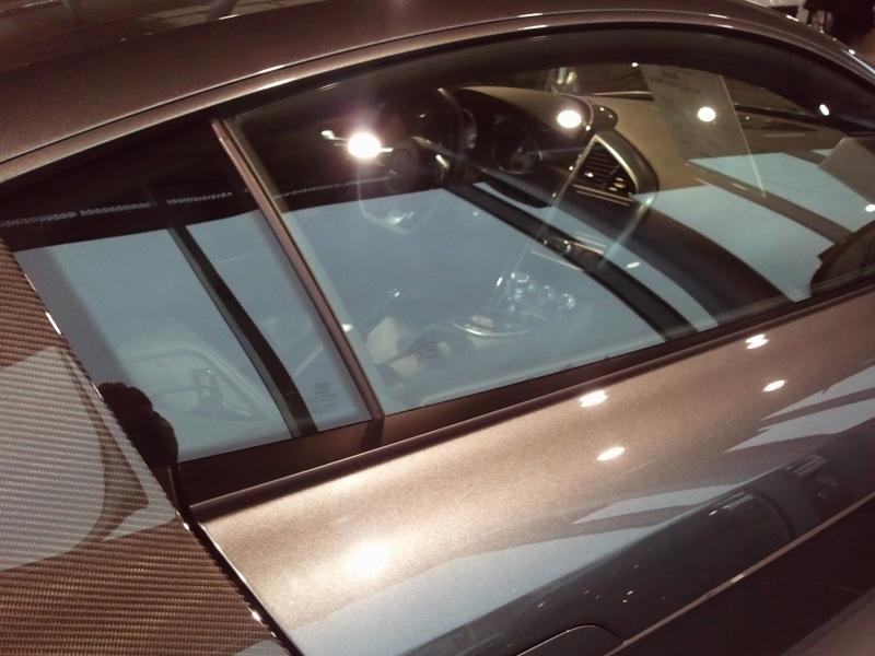 AUDI R8 chez AUTO EXPO BRUAY LA BUISSIERE Photo013