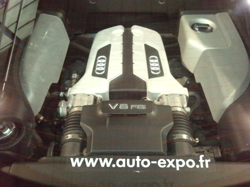 AUDI R8 chez AUTO EXPO BRUAY LA BUISSIERE Photo015