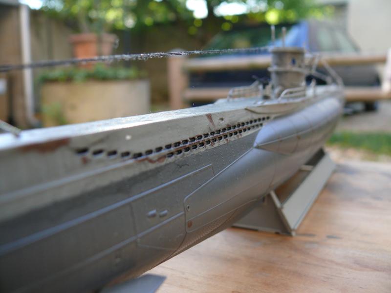 U-Boot type VII-C U96 [Revell 1/144] 0210
