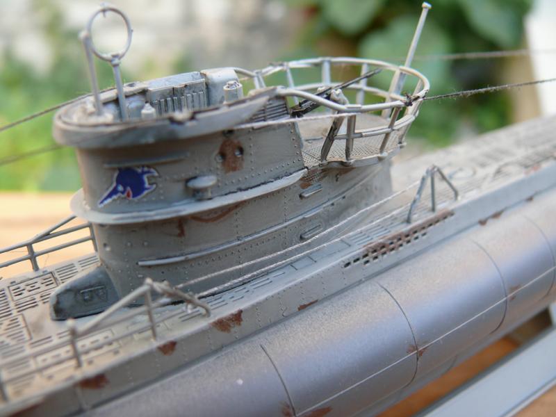 U-Boot type VII-C U96 [Revell 1/144] 0310