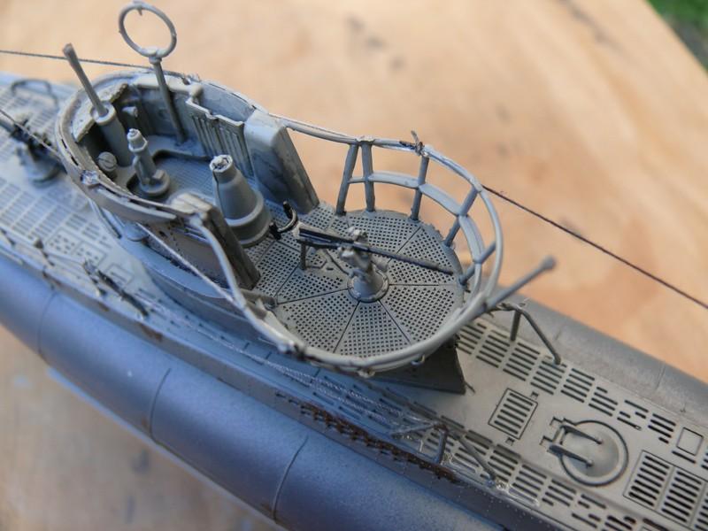 U-Boot type VII-C U96 [Revell 1/144] 0510