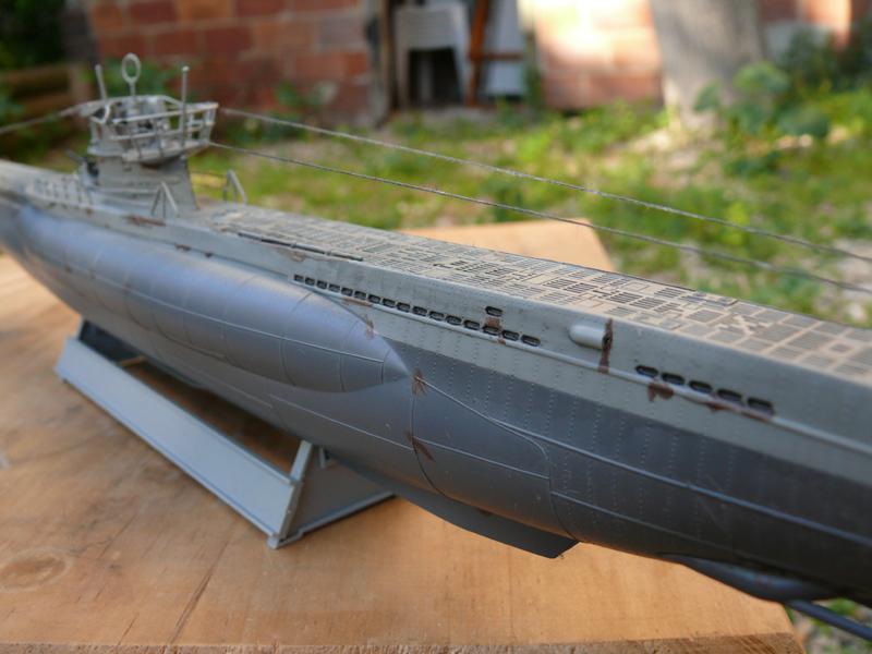 U-Boot type VII-C U96 [Revell 1/144] 0710