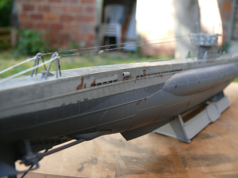 U-Boot type VII-C U96 [Revell 1/144] 0910