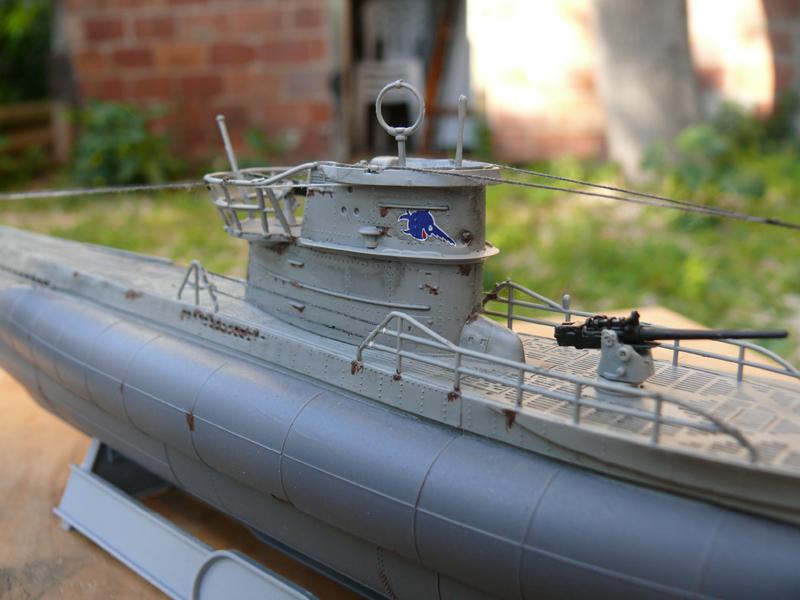 U-Boot type VII-C U96 [Revell 1/144] 1110