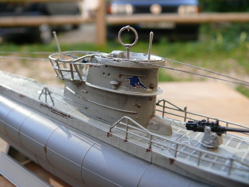 U-Boot type VII-C U96 [Revell 1/144] 1410