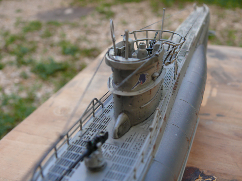 U-Boot type VII-C U96 [Revell 1/144] 1510