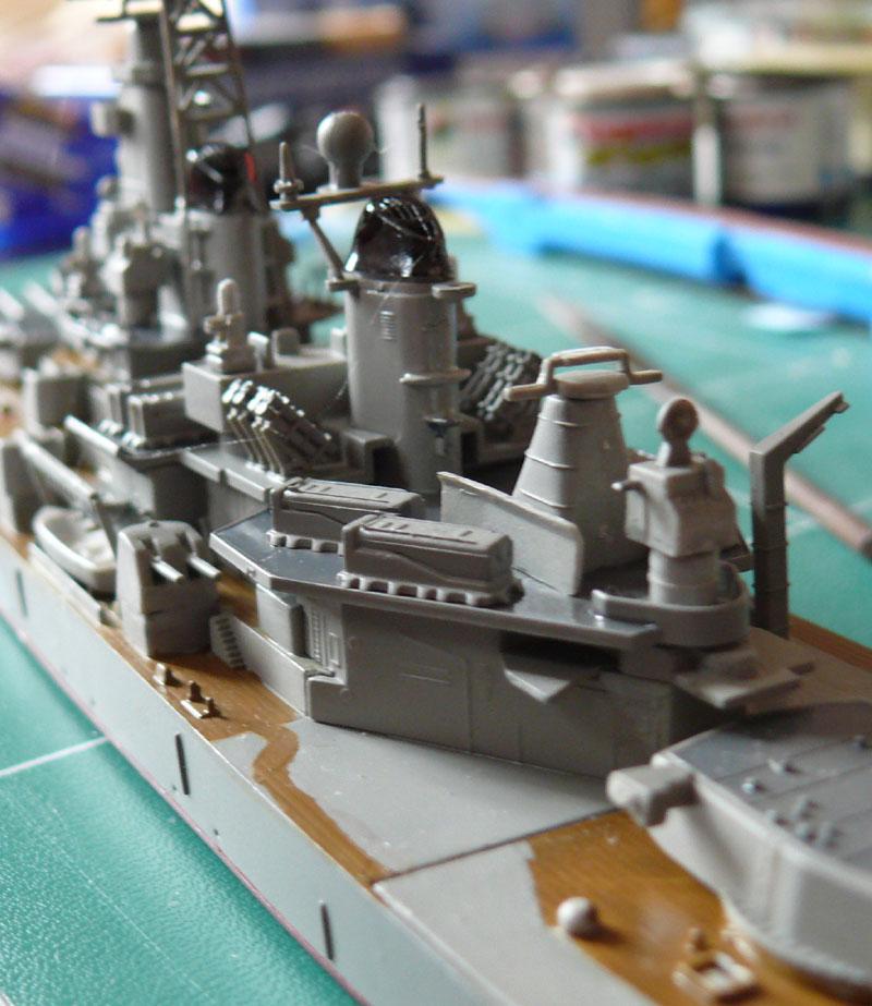 USS Missouri 1/700 trumpeter P1020914