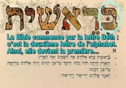 Apprendre l'hébreu Beresh10