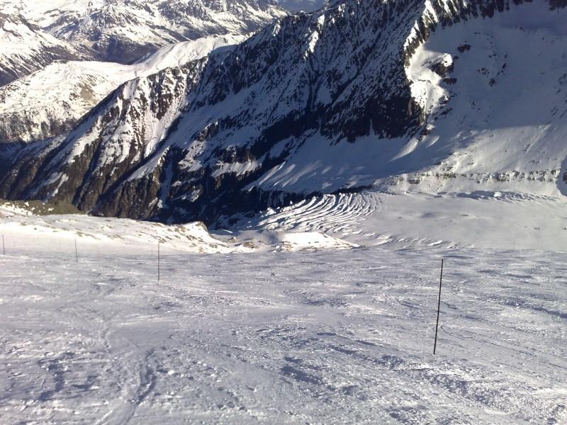 Piste des Pylones, Chamonix 3275m 24022010