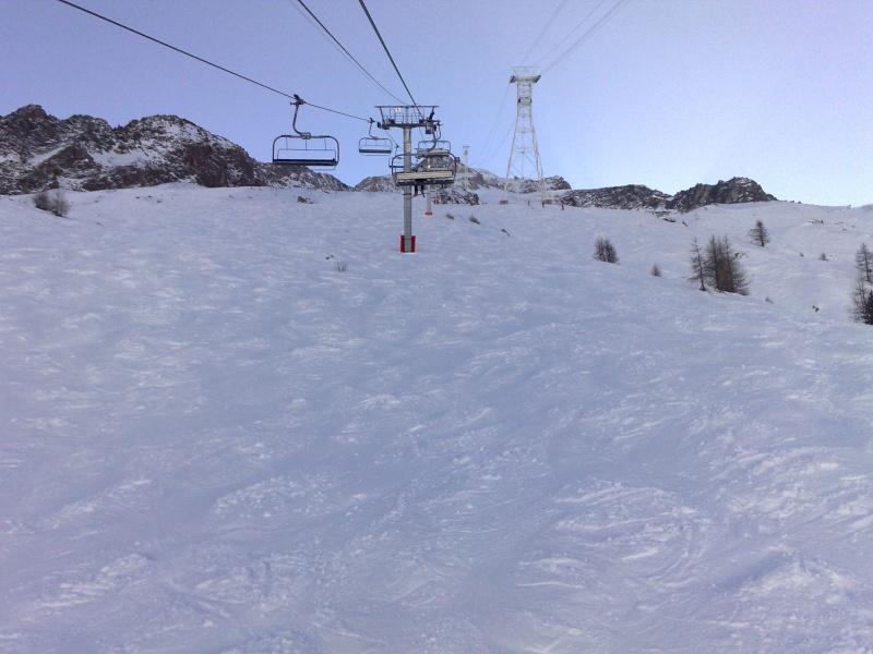Piste des Pylones, Chamonix 3275m 31122014