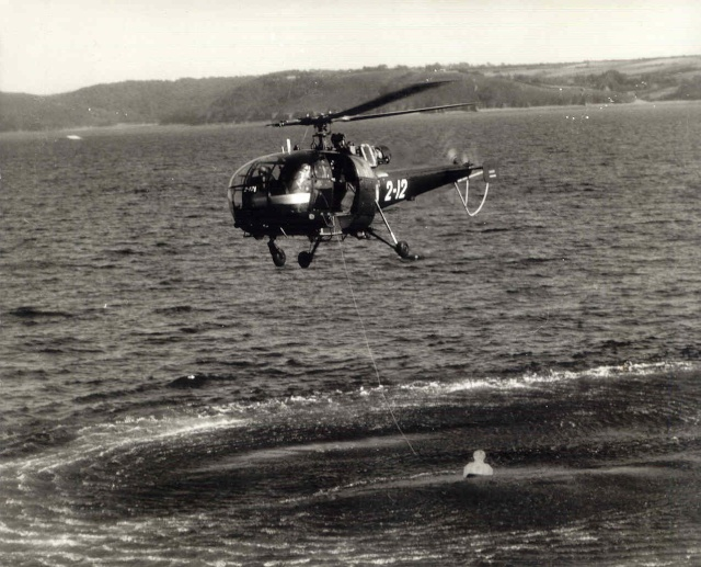 [Aéronavale divers] Alouette 3 - Page 3 Alouet10