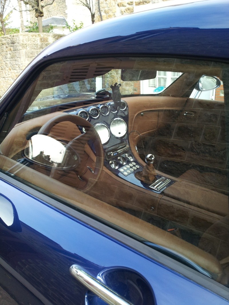 rencontre rare mais ce n'est pas une Porsche... 20121213