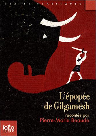 [Beaude, Pierre-Marie] L'épopée de Gilgamesh Gigame10