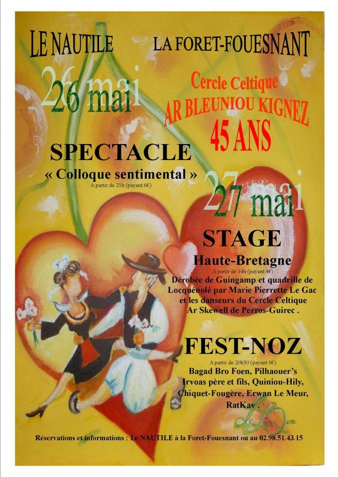 26 et 27 mai à la Forêt-Fouesnant 57665410