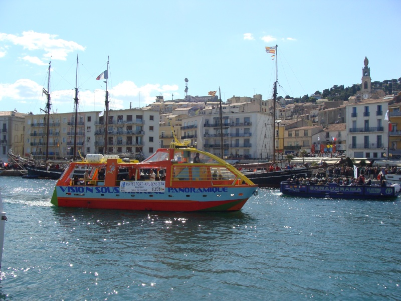 [Autres sujets non Marine] Le port de Sète Navire35