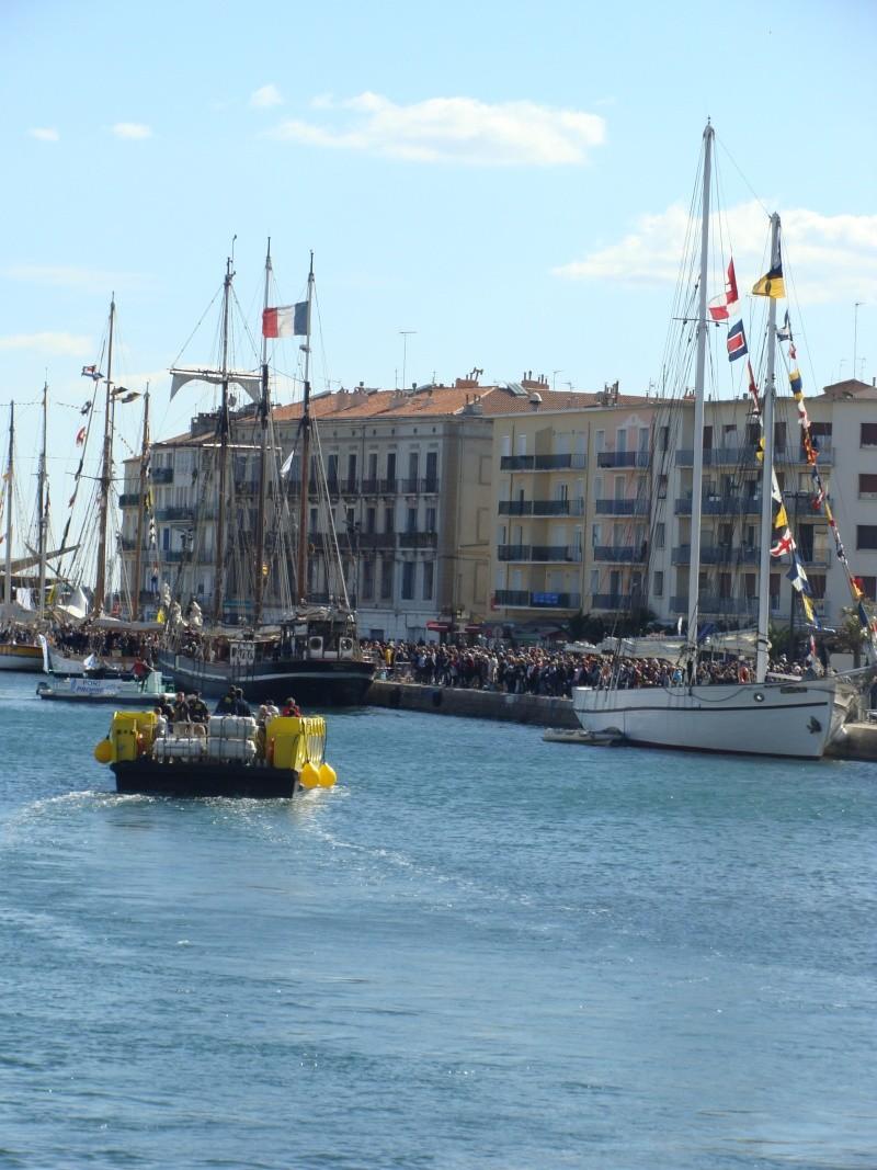 [Autres sujets non Marine] Le port de Sète Navire38