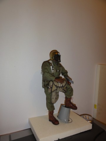 Collection stephan WWII para / medical / GI/ Smoke jumper/red skull Dsc03312