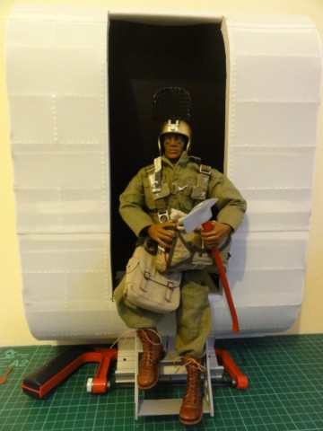 Collection stephan WWII para / medical / GI/ Smoke jumper/red skull Dsc03323