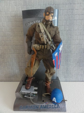 Collection stephan WWII para / medical / GI/ Smoke jumper/red skull Dsc05714