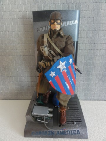 Collection stephan WWII para / medical / GI/ Smoke jumper/red skull Dsc05715
