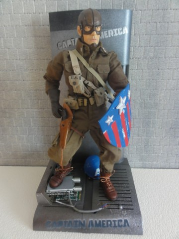 Collection stephan WWII para / medical / GI/ Smoke jumper/red skull Dsc05716