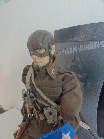 Collection stephan WWII para / medical / GI/ Smoke jumper/red skull Dsc05719
