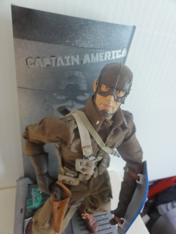 Collection stephan WWII para / medical / GI/ Smoke jumper/red skull Dsc05722
