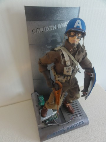 Collection stephan WWII para / medical / GI/ Smoke jumper/red skull Dsc05725