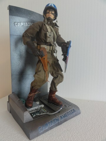 Collection stephan WWII para / medical / GI/ Smoke jumper/red skull Dsc05733
