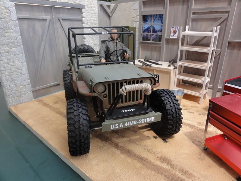 vends garage jeep et willys au 1/6 Dsc05822