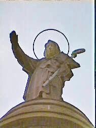Mont sainte odile dept67 France 1611