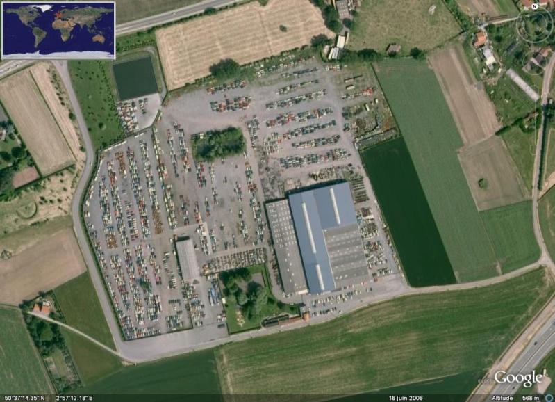 Casse ou cimetière ? à Englos dept 59 - France [C'est quoi ?] Cimmet10
