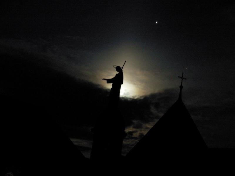 Mont sainte odile dept67 France Dscn2310