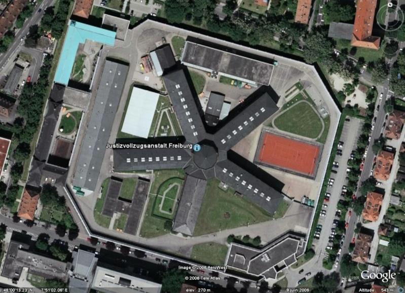 Prisons en Allemagne Freibu10