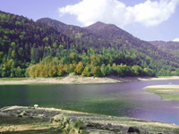 Lac - barrage de Kruth Wildenstein Dept68 Alsace Haut rhin Lac-kr10