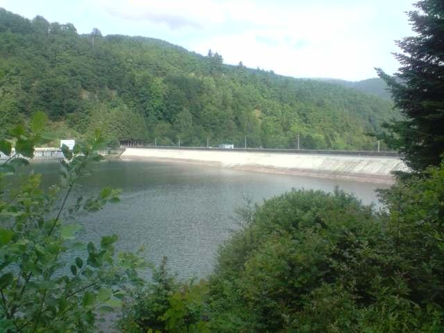 Lac - barrage de Kruth Wildenstein Dept68 Alsace Haut rhin P1906013