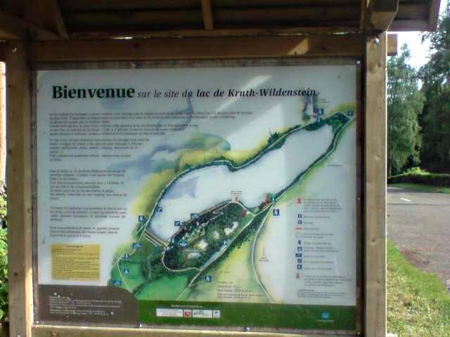 Lac - barrage de Kruth Wildenstein Dept68 Alsace Haut rhin P1906016