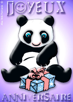 Joyeux Anniversaire GROUK. Panda_10
