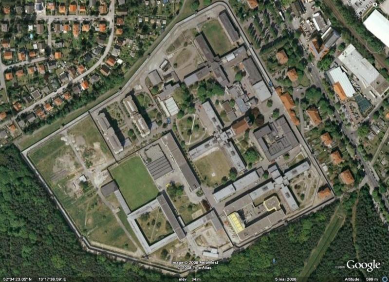 Prisons en Allemagne Tegel10