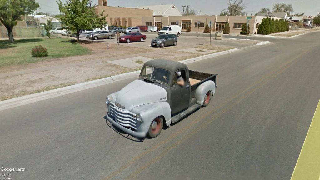 STREET VIEW : les vieilles voitures américaines - Page 5 310010