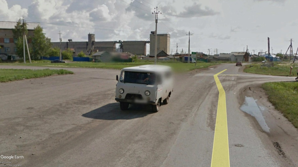 Ambulance UAZ 452, Tatarsk, Russie Ambula10