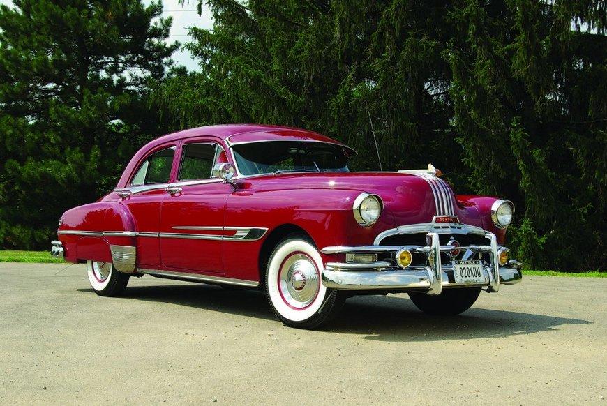 STREET VIEW : les vieilles voitures américaines - Page 5 Pontia10