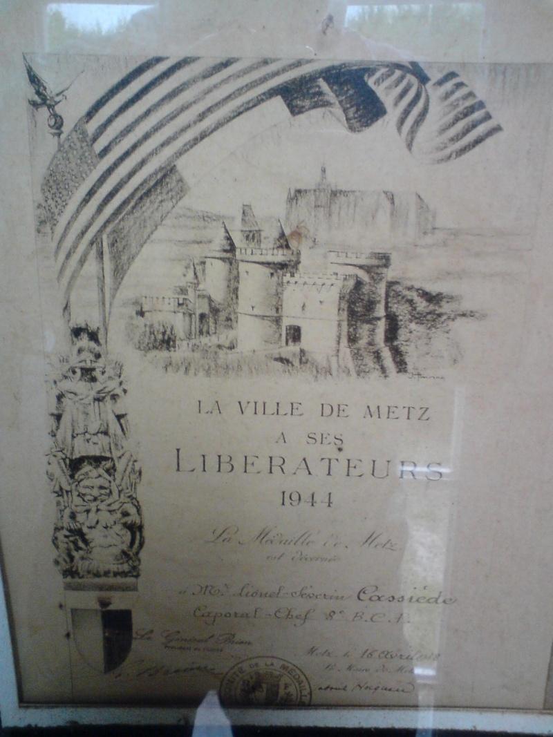 Libération de Metz, par la 1e demi-brigade (8e,16e,30e BCP) Parrai10