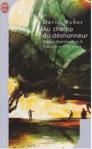 Weber David - Au champ du déshonneur - Honor Harrington T4 51-g1f10