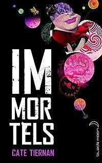 Tiernan  Cate  - La fuite - Immortels T1 Immort10
