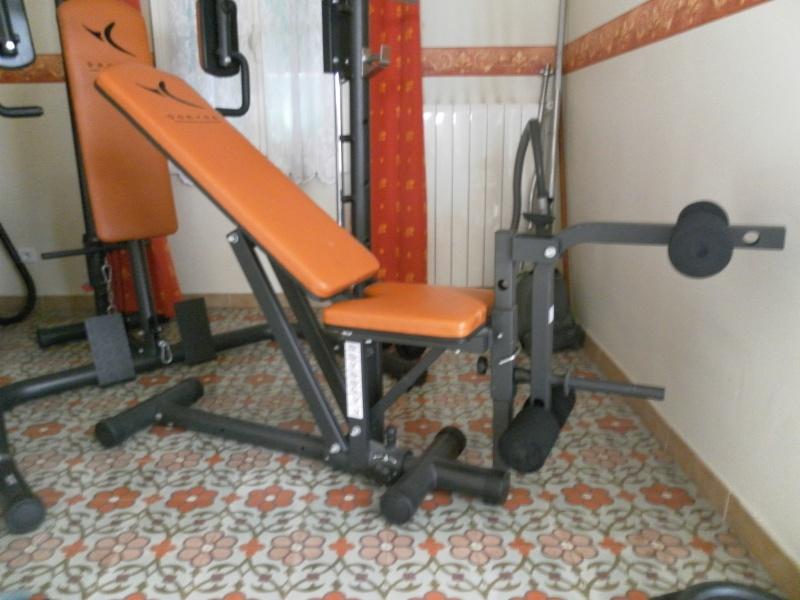 Banc De Musculation Domyos Bm 900